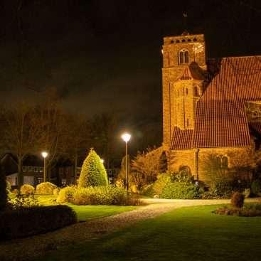 Project verlichting Achterveld Sint Jozefkerk