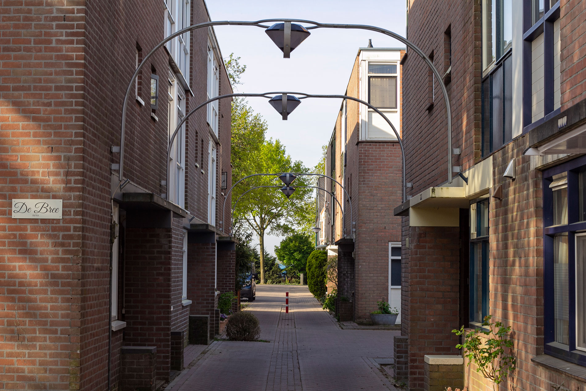 Verlichting Westbroek