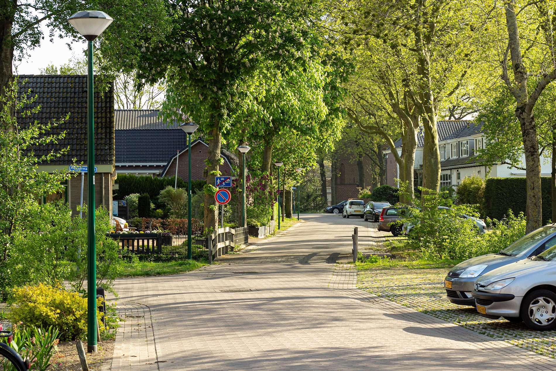 Buitenverlichting Westbroek