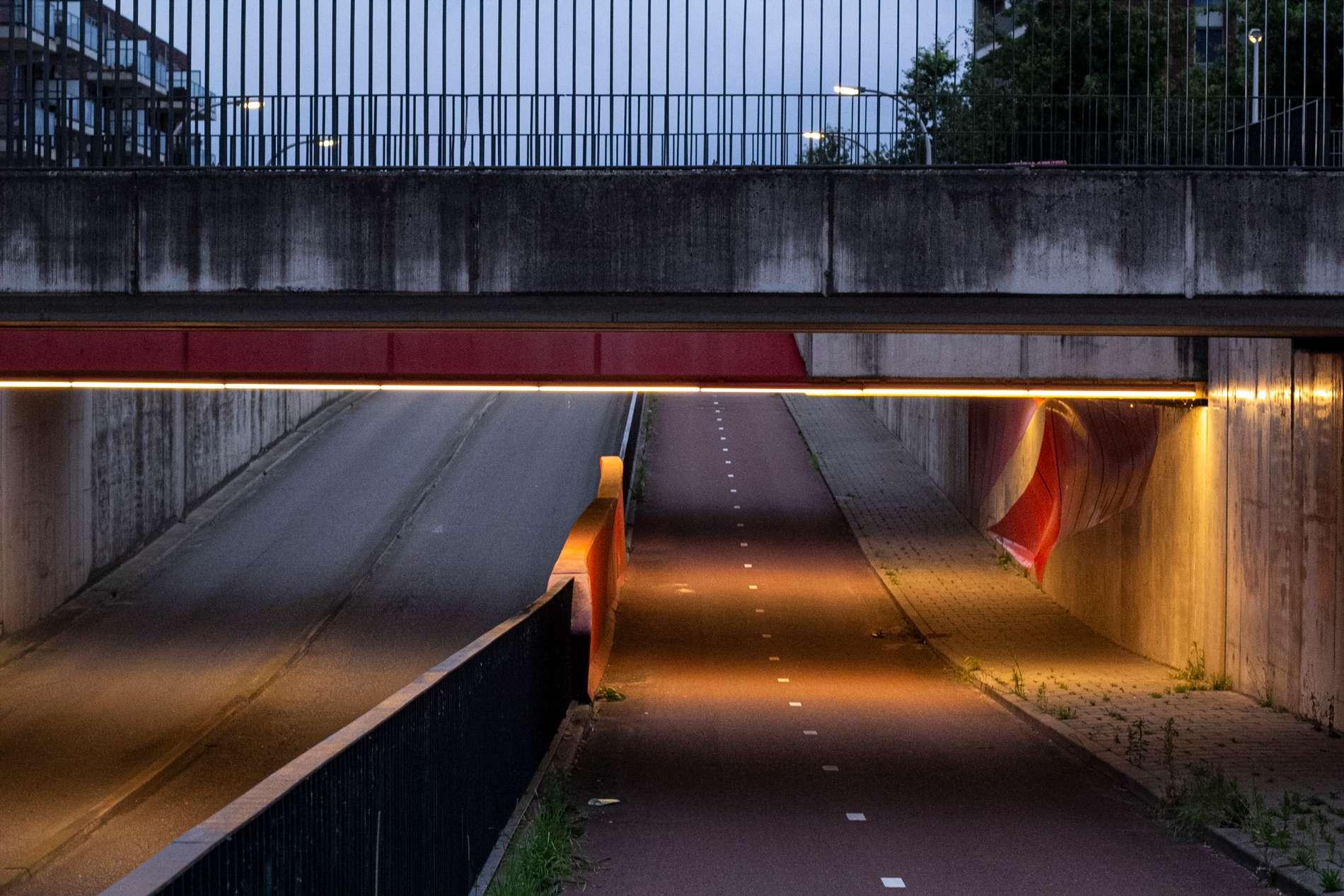 Pijnacker tunnel HLT