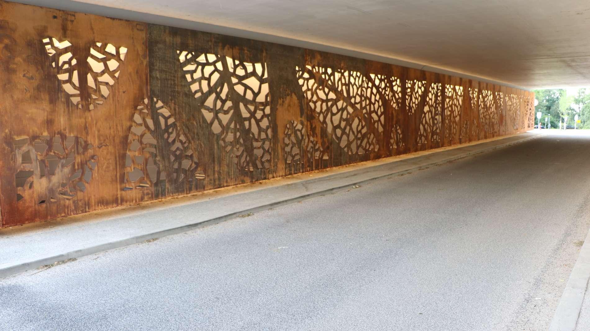 Project Schiedam Parkweg binnen