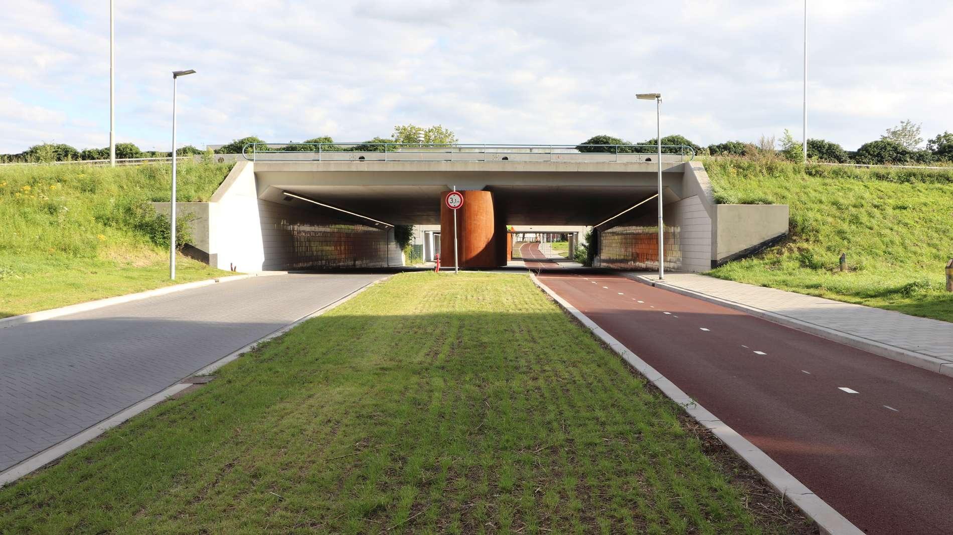 Project Schiedam Parkweg buiten